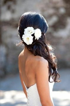 Beach Wedding Hairstyles 3