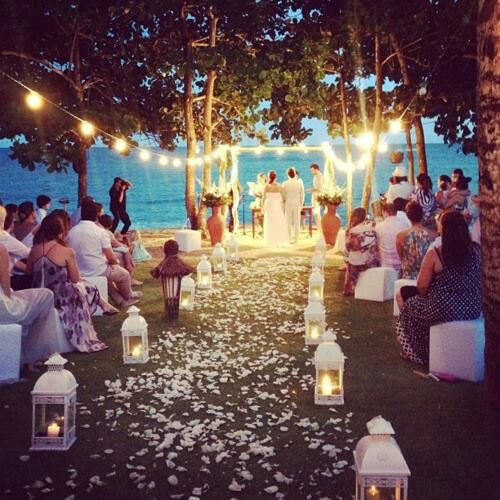 Beach Wedding Theme Ideas 14
