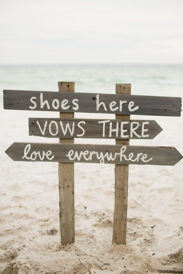 Beach Wedding Theme Ideas 16