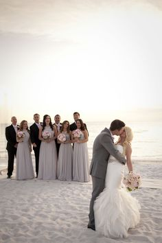 Beach Wedding Theme Ideas 17