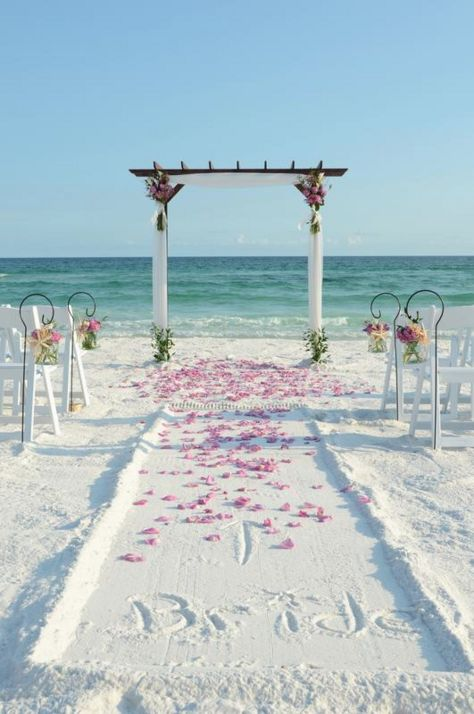 Beach Wedding Theme Ideas 20