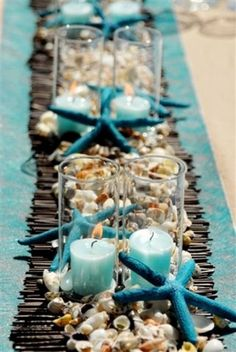 Beach Wedding Theme Ideas 7