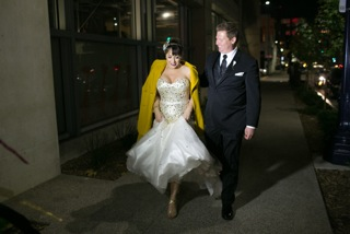 Real Weddings - New Year's Eve Nuptials - Crystal & Jason 19