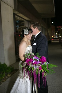 Real Weddings - New Year's Eve Nuptials - Crystal & Jason 20