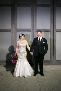 Real Weddings - New Year's Eve Nuptials - Crystal & Jason 22