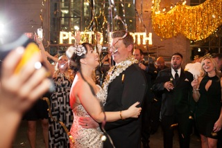 Real Weddings - New Year's Eve Nuptials - Crystal & Jason 35