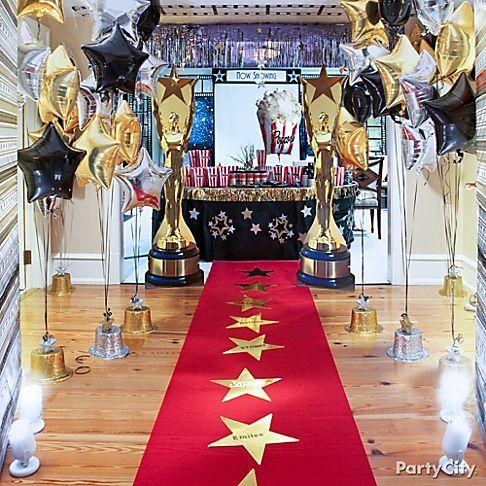 Red Carpet Wedding Theme Ideas 13