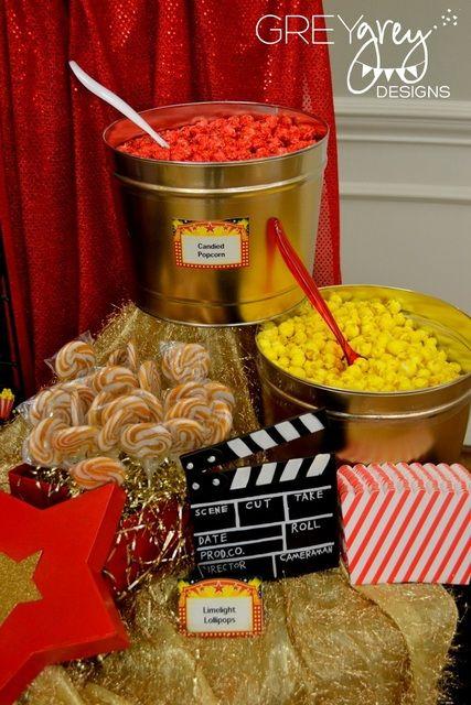 Red Carpet Wedding Theme Ideas 16