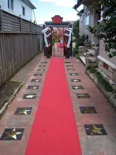 Red Carpet Wedding Theme Ideas – Dipped In Lace