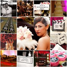 Red Carpet Wedding Theme Ideas 31