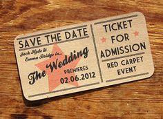 Red Carpet Wedding Theme Ideas 5