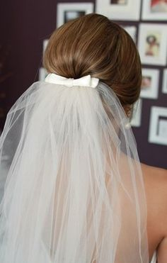 Retro Inspired Wedding Hairstyles 5