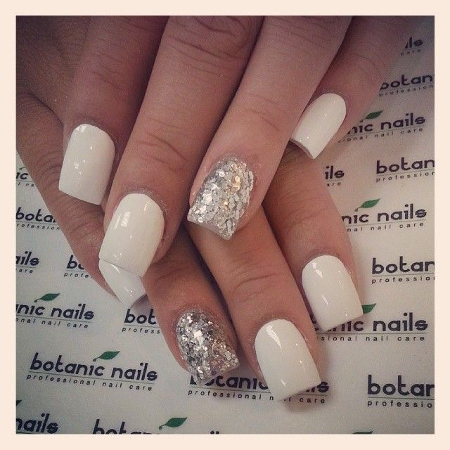 Wedding Nail Designs - Nail Art Ideas Made For the Bride 13