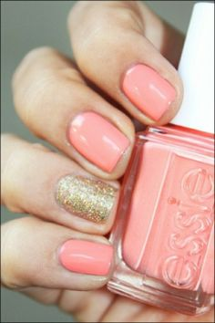 Wedding Nail Designs - Nail Art Ideas Made For the Bride 15