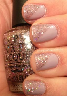Wedding Nail Designs - Nail Art Ideas Made For the Bride 17
