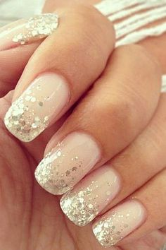 Wedding Nail Designs - Nail Art Ideas Made For the Bride 2