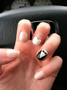 Wedding Nail Designs - Nail Art Ideas Made For the Bride 5