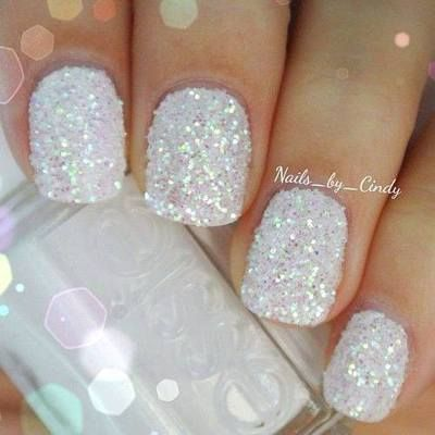 Wedding Nail Designs - Nail Art Ideas Made For the Bride 8