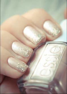 Wedding Nail Designs - Nail Art Ideas Made For the Bride 9