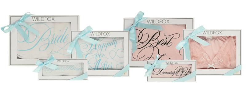 Wildfox Bridal Intimates 2015 Collection 4