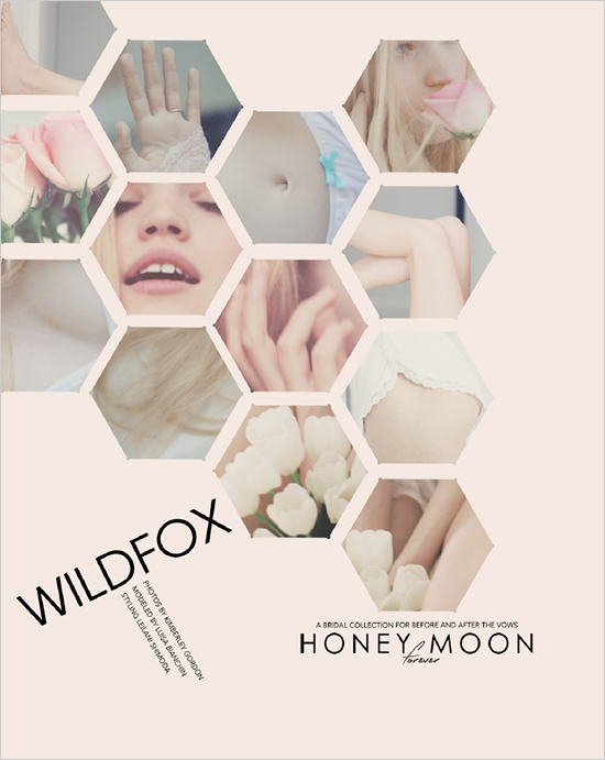 Wildfox Bridal Intimates 2015 Collection 5