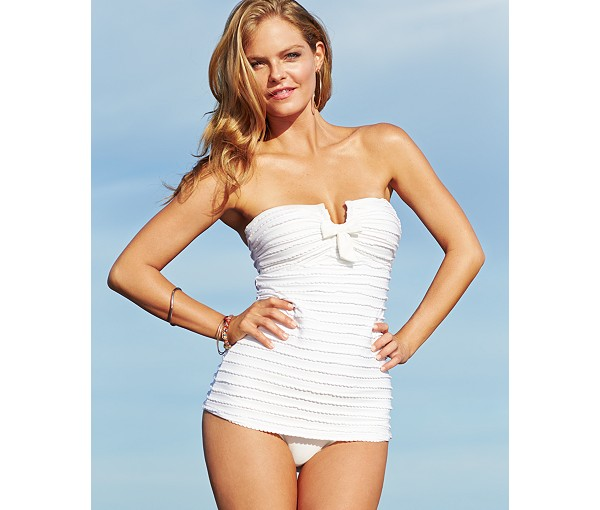 10 White Swimsuits Made for Your Honeymoon Getaway 7
