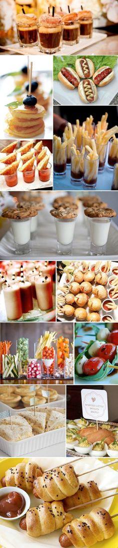 Cocktail Style Wedding Reception Ideas 10