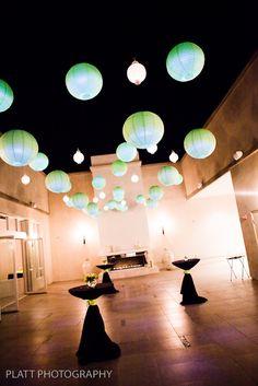 Cocktail Style Wedding Reception Ideas 14