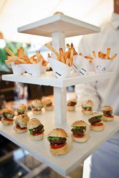 Cocktail Style Wedding Reception Ideas 4