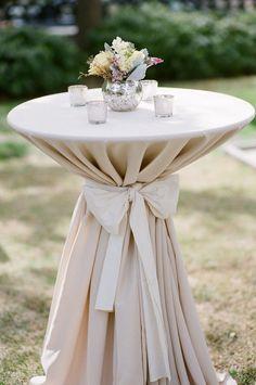 Cocktail Style Wedding Reception Ideas 6