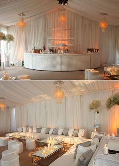 Cocktail Style Wedding Reception Ideas 7