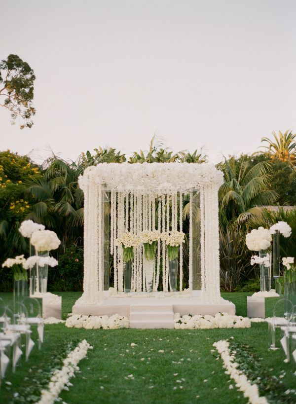 15 Breathtaking Wedding Arches & Backdrops Design Ideas That Will Leave You Breathless 11
