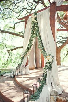 15 Breathtaking Wedding Arches & Backdrops Design Ideas That Will Leave You Breathless 13