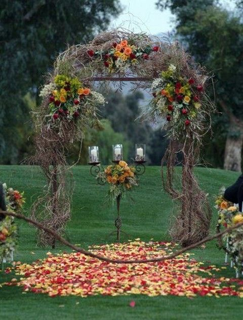 15 Breathtaking Wedding Arches & Backdrops Design Ideas That Will Leave You Breathless 15