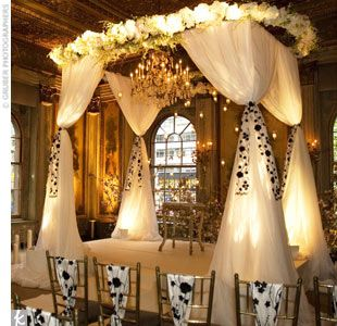15 Breathtaking Wedding Arches & Backdrops Design Ideas That Will Leave You Breathless  3