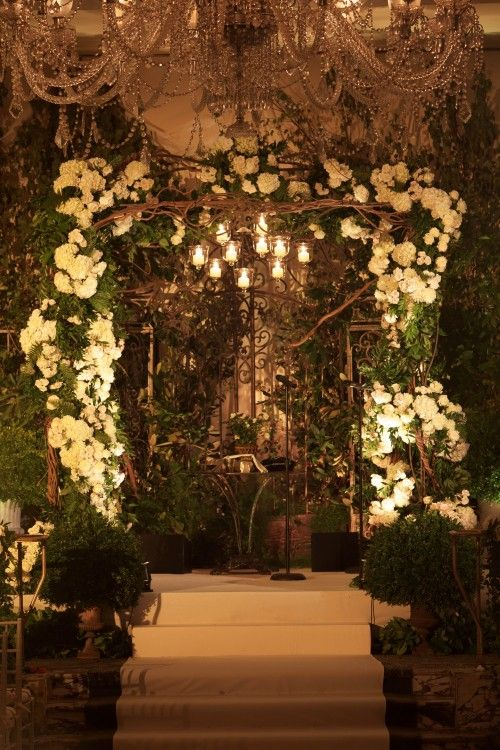 15 Breathtaking Wedding Arches & Backdrops Design Ideas That Will Leave You Breathless