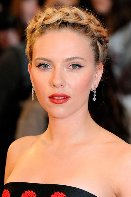 2015 Wedding Hairstyles Inspired By Celebrities 5