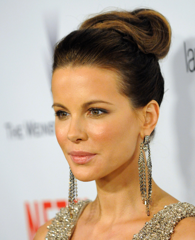 2015 Wedding Hairstyles Inspired By Celebrities 8