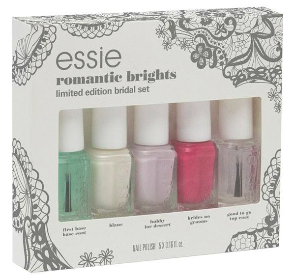 Essie Bridal Spring 2015 Nail Polish Collection 4
