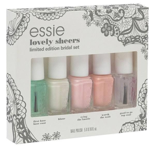 Essie Bridal Spring 2015 Nail Polish Collection 5