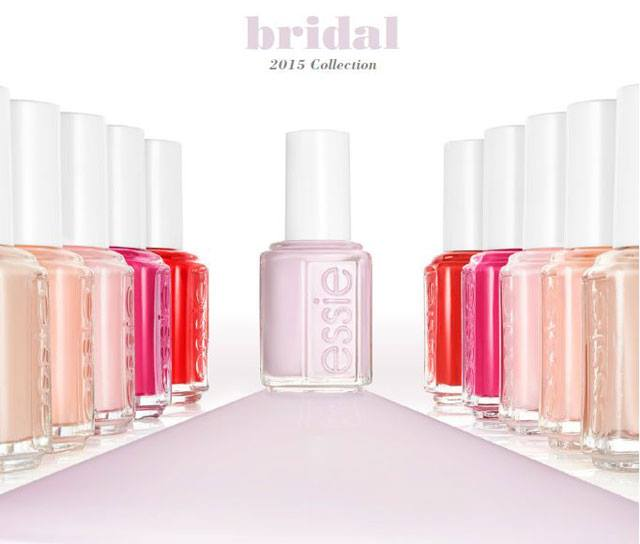 Essie Bridal Spring 2015 Nail Polish Collection