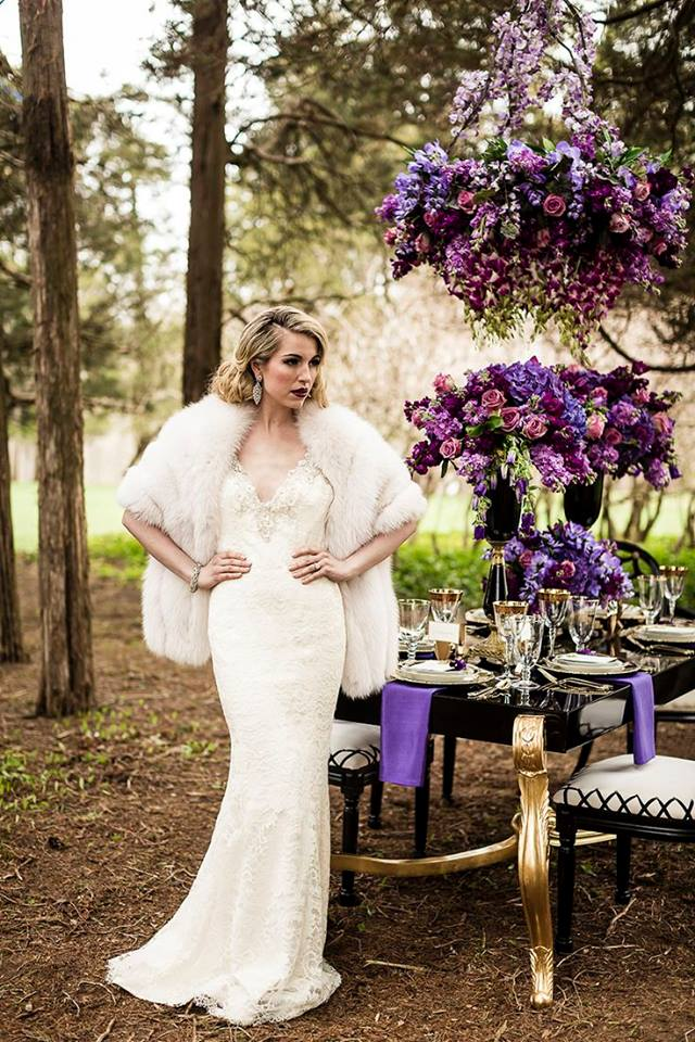 Fall 2015 amp winter 2016 wedding dress trends 3 dipped in lace