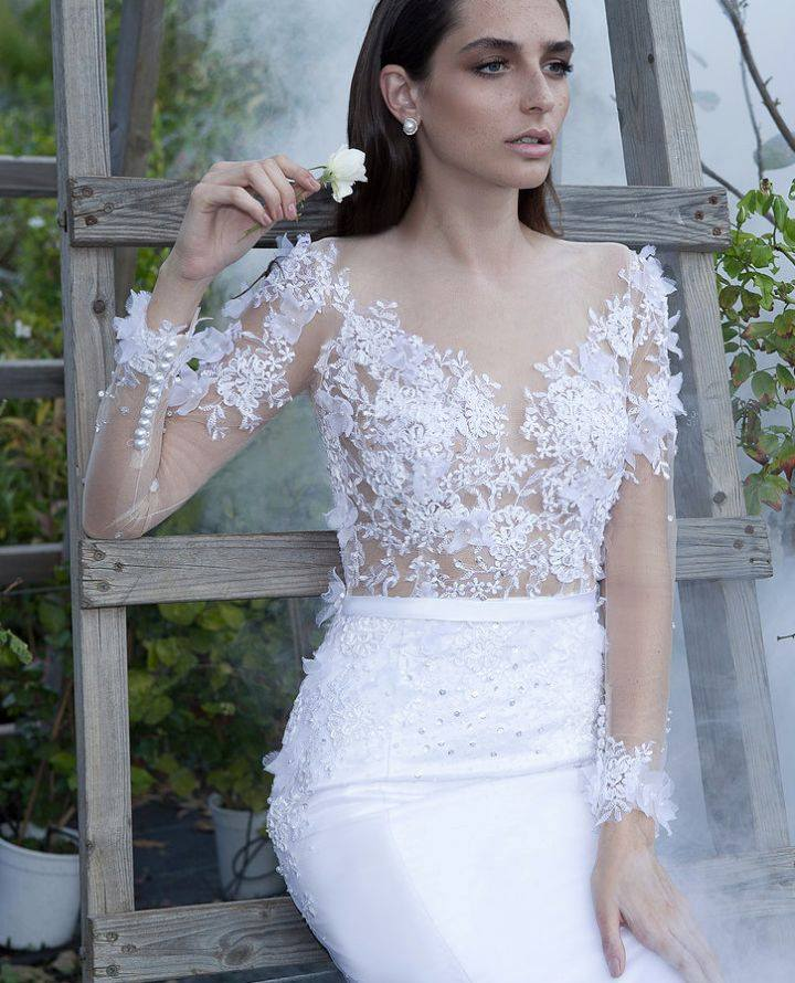 Wedding Gown Trends: Fall 2015 / Winter 2016 Wedding Dress Trends