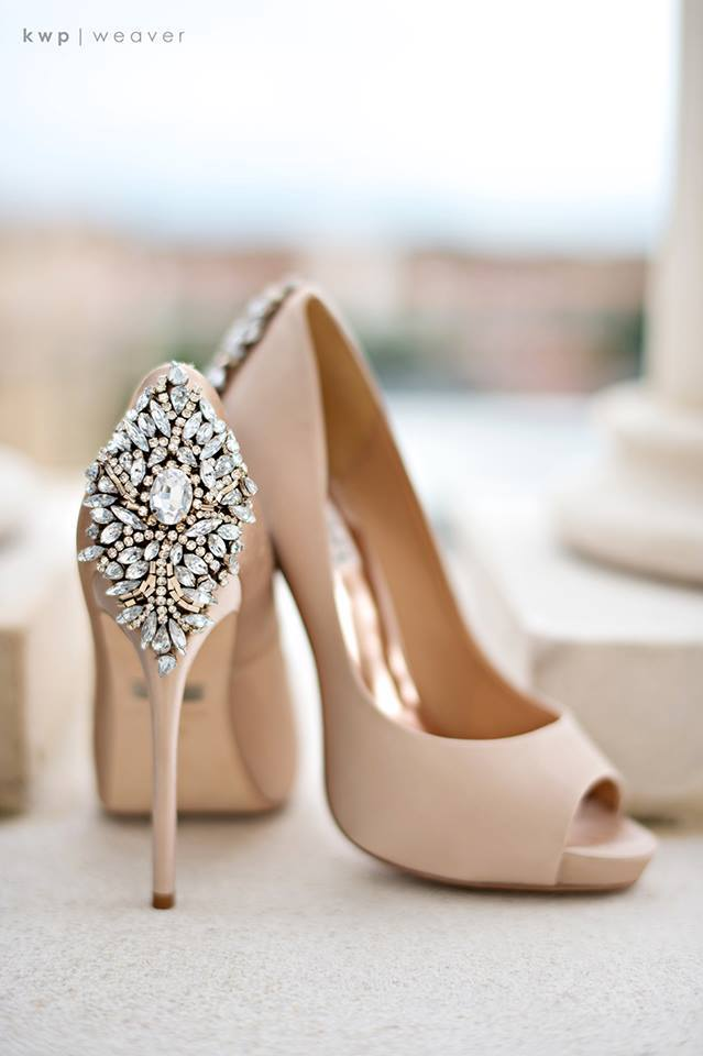 Glamorous Wedding Heels To  Wow In On Your Special Day 2