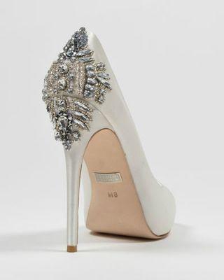 Glamorous Wedding Heels