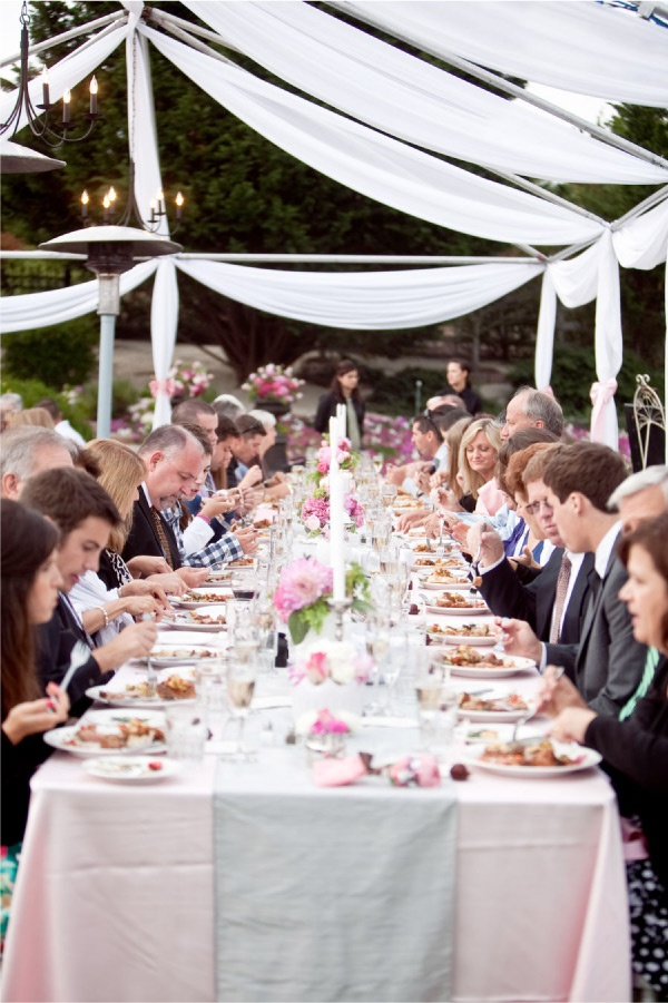 Outdoor Wedding Reception Ideas 10