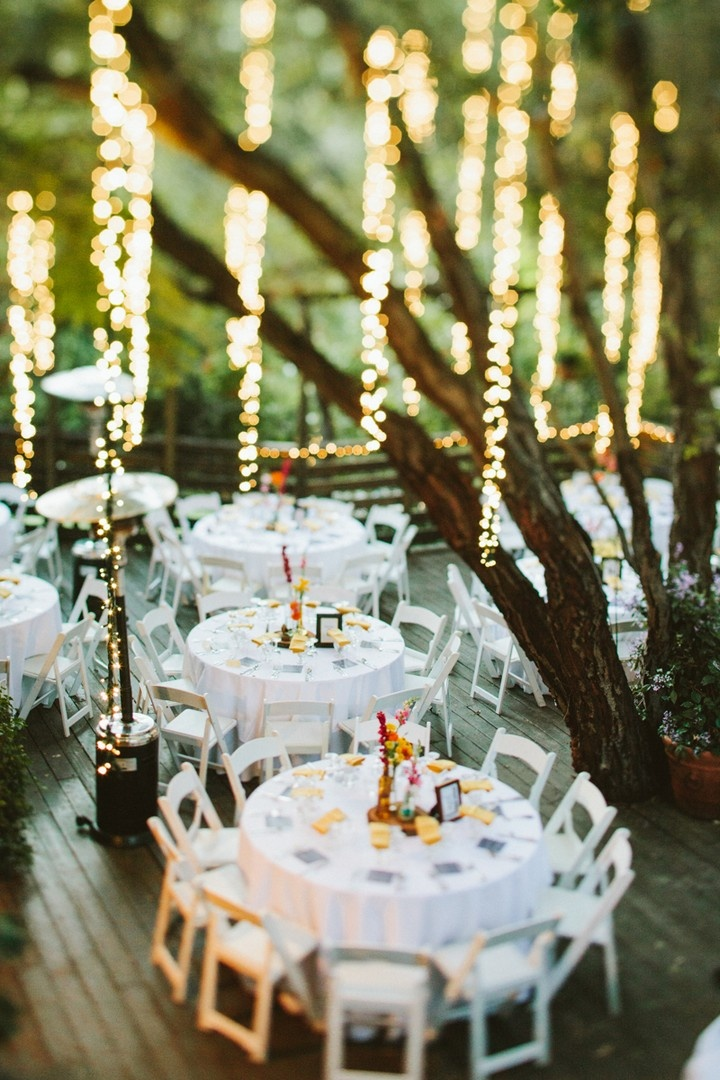 Outdoor Wedding Reception Ideas 17