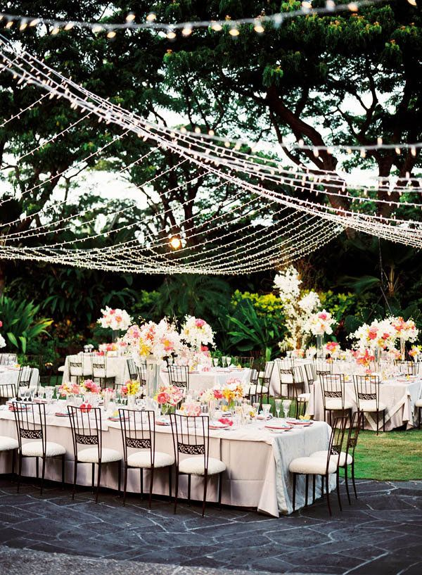 Outdoor Wedding Ideas.Outdoor Wedding Reception Ideas Dipped In Lace