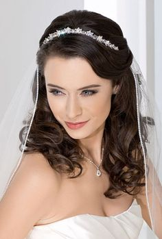 Wedding Hairstyles With Veils 16