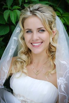 Wedding Hairstyles With Veils 17
